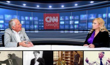 Δημήτρης Νανόπουλος στο CNN Greece: Δύο φορές υποψήφιος για Νόμπελ αλλά χωρίς έδρα στην Ελλάδα