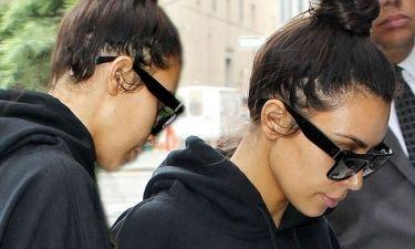 Χάνει  η Kim Kardashian τα μαλλιά της;
