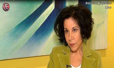 Αδαμάκη: Το «κόψιμο» της Εθνικής Ελλάδος και ο λόγος που δεν βλέπουμε πια τις «Τρεις Χάριτες»!