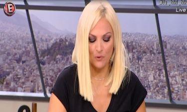 Χριστίνα Λαμπίρη: Αυτή τη γυναίκα ζηλεύει απίστευτα!