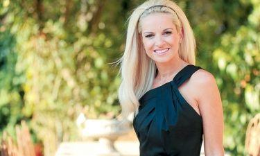 Μαρία Μπεκατώρου: Πώς καταφέρνει να είναι πάντα χαμογελαστή;