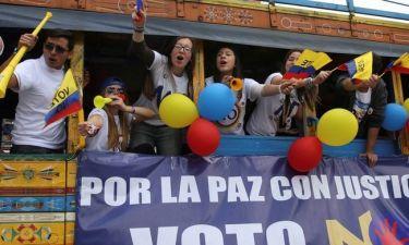 Δεν θέλουν ειρήνη οι Κολομβιανοί