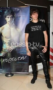 Sergei Polunin: Στην Αθήνα για την επίσημη προβολή της ταινίας «Dancer»