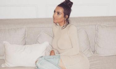 Η πρώτη εμφάνιση της Kim Kardashian μετά την ένοπλη ληστεία είναι το λιγότερο στενάχωρη
