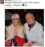 Το ειρωνικό σχόλιο του Mr Playboy στο twitter