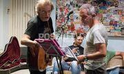Μικρούτσικος-Πασχαλίδης-Θηβαίος: Μπήκαμε στην πρόβα τους