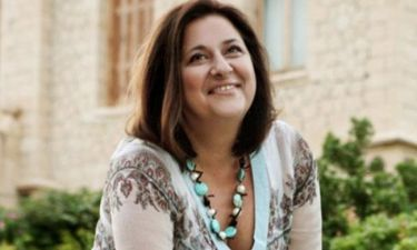 Ελισάβετ Κωνσταντινίδου: «Με κάνουν ευτυχισμένη η κόρη μου, οι φίλοι μου, τα ταξίδια, το διάβασμα..»