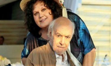 Μαρία Μπάρκουλη: «Μετά τον θάνατο του Ανδρέα νιώθω άδεια, κενή»