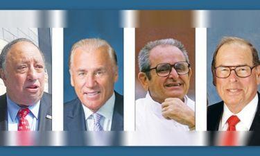 Τέσσερις Έλληνες στην λίστα «Forbes»