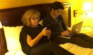 Η Μαρία Καβογιάννη έχει γίνει... expert στα social media