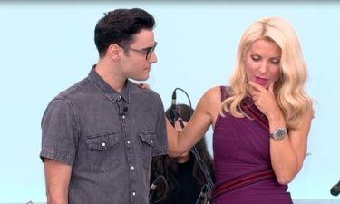 Μενεγάκη σε Ίαν: «Θα σου πω εγώ το λάθος που έκανες και δεν βγήκες πρώτος στο X-Factor»!
