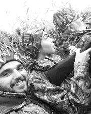 Ιβάν Σαββίδης: Για κυνήγι με τον γιο και την νύφη του