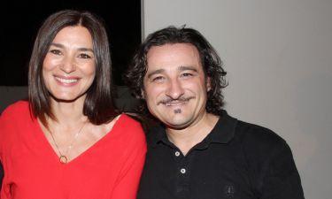 Χαραλαμπόπουλος: «Είναι δώρο να συνεργάζοµαι με τη Μαρία Ναυπλιώτου. Μεγάλο δώρο!»