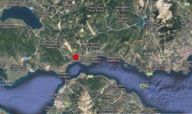 Σεισμός τώρα: «Ταρακουνήθηκε» η Ναύπακτος