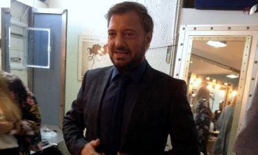 Χρήστος Φερεντίνος: «Πρέπει να είσαι πολύ καλός σ' αυτό που κάνεις για να υπάρχεις στην τηλεόραση»