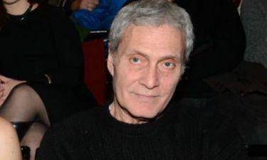 Αλμπέρτο Εσκενάζυ: «Έχασα τον πατέρα μου όταν ήμουν 15 ετών»