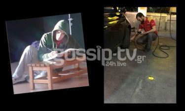 Απίστευτο. Νεαρός ηθοποιός από το θεατρικό σανίδι… στο βενζινάδικο (Nassos blog)