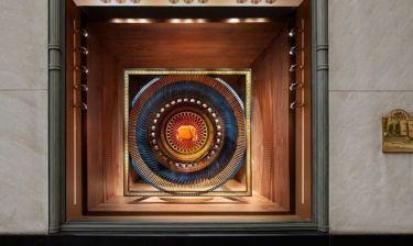 Οίκος Hermes: Αυτό δεν είναι μπουτίκ, είναι… έργο τέχνης