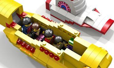 Οι Beatles τώρα και σε… Lego