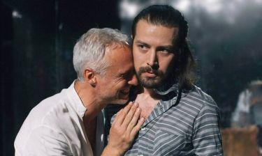 Ο Αντώνης Φραγκάκης στον «Κυμβελίνο»