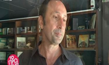 Χαραλαμπίδης:«Είμαι ο παρουσιαστής που πήρε τα λιγότερα λεφτά στην ιστορία της ελληνικής τηλεόρασης»