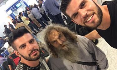 H συνάντηση και οι συμβουλές του «μεγάλου» Ψαραντώνη στους Droulias Brothers