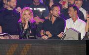Lohan στους θαμώνες στο Γκάζι: «Shut the f@@k up!»