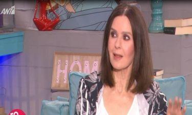 Αποκάλυψη Κάτιας Δανδουλάκη: «Έκανα κρυφό γάμο 11 το πρωί μέσα στην Ρηγίλλης»
