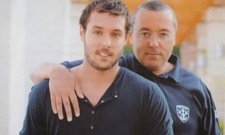 Αιμίλιος Λιάτσος: Μιλάει για τον... Αιμίλιο junior, τον εγγονό του και τον γιο του!