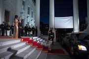 Η Michelle Obama ξέρει πώς να κλέβει την παράσταση