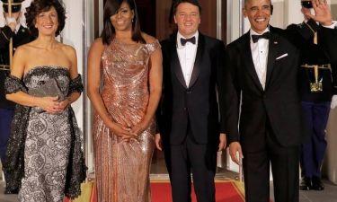 Πώς η Μισέλ Ομπάμα έκανε πολιτική φορώντας μια made in Italy «πανοπλία»