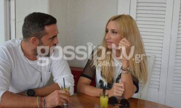 Στέφανος Κωνσταντινίδης – Μαρία Δήμου: Γεύμα για δυο!