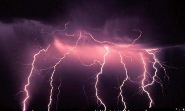 ΠΡΟΣΟΧΗ – Η ΕΜΥ προειδοποιεί για έντονα καιρικά φαινόμενα – Πού θα «χτυπήσουν» σε λίγες ώρες