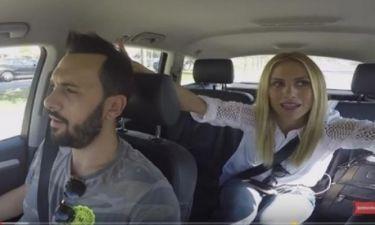 Όταν η Ντορέττα Παπαδημητρίου μπήκε στο αυτοκίνητο του Ανθόπουλου
