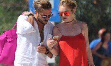 Lindsay Lohan - Ντένης Παπαγεωργίου:  «Όχι πια σεξ, μόνο φίλοι;»