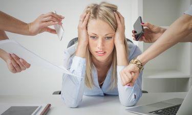 Στρες: 6 παράδοξες σωματικές και ψυχολογικές επιπτώσεις