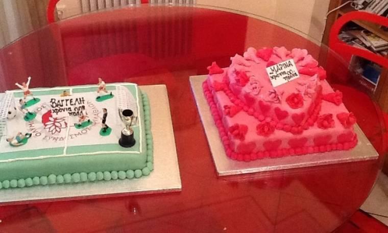 Τα παιδιά της έγιναν 6 χρονών! Η παρουσιάστρια έφτιαξε μόνη της τις τούρτες τους