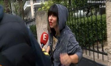 Η Λογοθέτη μιλά πρώτη φορά on camera μετά τα δημοσιεύματα που την εμπλέκουν σε σκάνδαλο