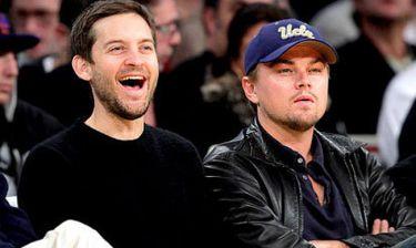 Ο Spiderman μαθαίνει τη dolce vita από τον DiCaprio
