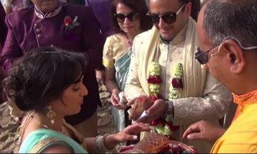 Ο γάμος Ινδού δισεκατομμυριούχου στην Μύκονο που θύμισε… Bollywood