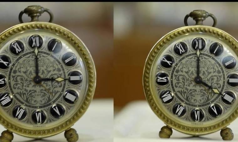 Αλλαγή ώρας: Έρχεται το χειμερινό ωράριο -τα ρολόγια πίσω την τελευταία Κυριακή του μήνα