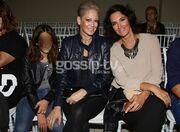 Οι celebrities στο fashion show της Χριστίνας Ζαφειρίου