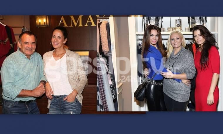 Λαμπίρη-Αδαμόπουλος: Fashion party με καλεσμένους celebrities