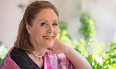 Στέλλα Παπαδημητρίου: «Ο σύζυγος μου το έπαιζε λίγο ψιλοκαλλιτέχνης, γι' αυτό και τον παντρεύτηκα»