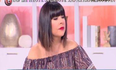 Άννα Μαρία Λογοθέτη: Η καταπίεση των γονιών της και η τηλεόραση