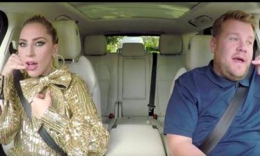 Η Lady Gaga κάνει… carpool karaoke