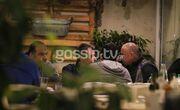 Γιώργος Λιάγκας: Για φαγητό με φίλους