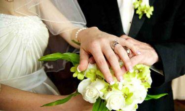 Αυτό κι αν είναι είδηση: Παντρεύτηκαν τον Ιούνιο και δεν το πήρε χαμπάρι κανείς