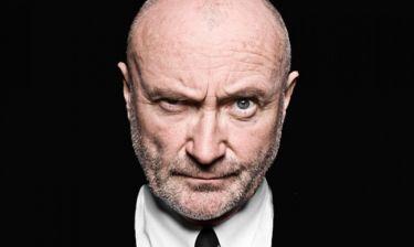 Phil Collins: «Ήμουν στη μονάδα εντατικής θεραπείας με σωληνάκια…»