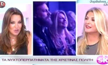 Τρελά ερωτευμένοι Πολίτη-Σπυρόπουλος! Το βίντεο από έξοδό τους και τα σχόλια της Γερμανού